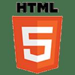 html logo